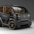 Mirrow Provocator: the Russian answer to Smart Fortwo