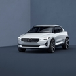 Volvo 40.1 and 40.2 announcing a bold future for the Swedish car brand