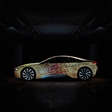 BMW i8 Futurism Edition celebrates the brand's 50 years in Bella Italia