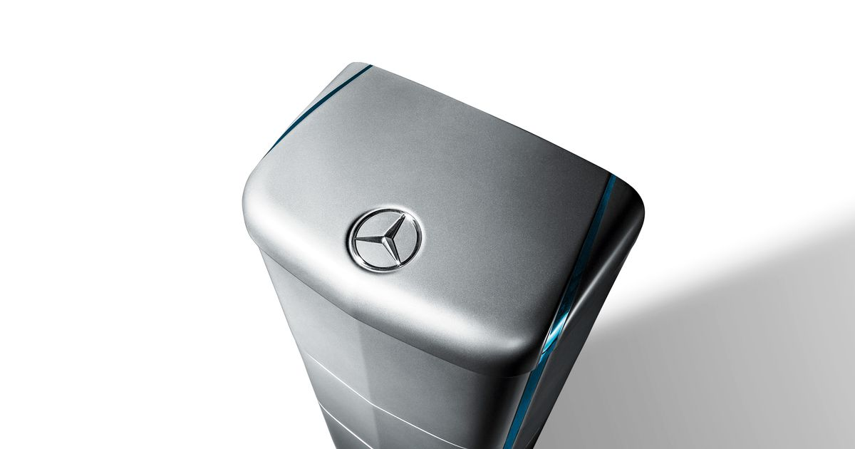 Daimler establishes mercedes benz energy gmbh for for Mercedes benz energy storage system