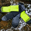 No more wet socks on camping