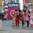 Times Square costume characters will have to follow rules