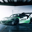 Honda's electric concept for Pikes Peak