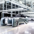 A grand vision of the future of luxury mobility