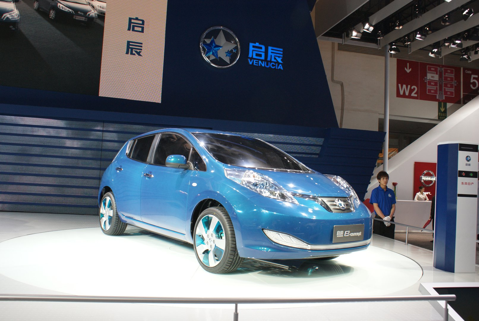 Nissan Dongfeng Is To Unveil A Cheaper Electric Car For