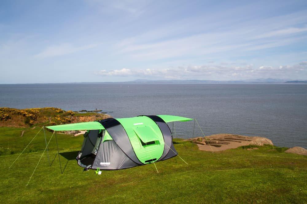 horizon & Cinch: pop-up solar power tent - Living - Plugin-magazine.com