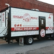 """Shower To The People"" - a box truck shower for homeless"