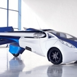 AeroMobil unveils the latest prototype of the flying car
