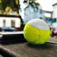 Old tennis balls gone wild: now dubbing as Bluetooth speakers!