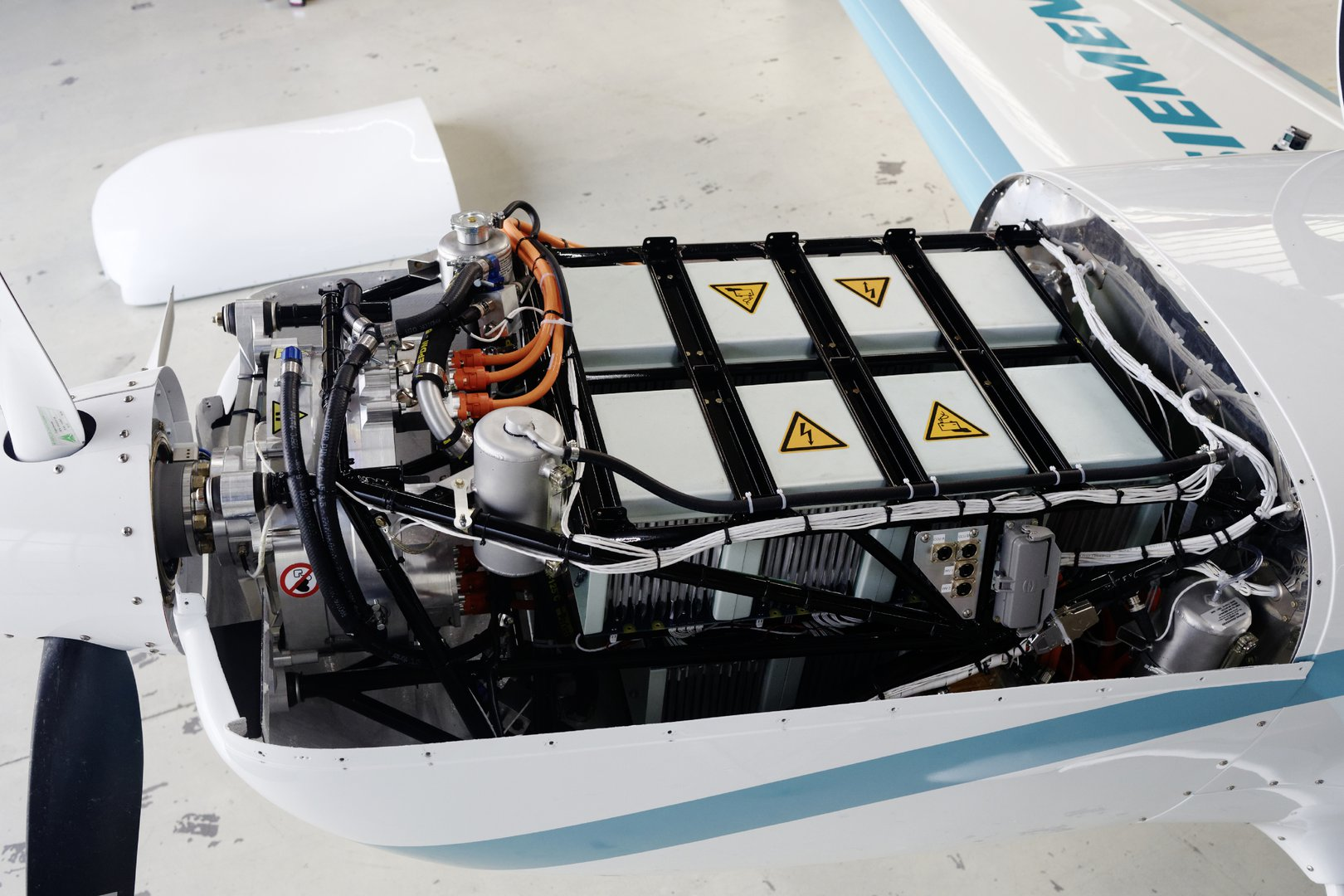 Successful Test Flight Of The New 260 Kw Siemens Electric