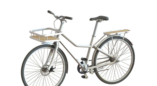 Sladda, a chainless bicycle from Ikea - coming soon