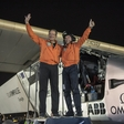 Solar Impulse 2 complete the first ever round-the world solar flight