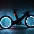 The Cyclotron Bike: get your Tron on!