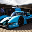 Forze Delft VII: hydrogen powered car