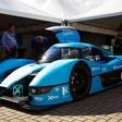 Forze Delft VII: hydrogen powered car