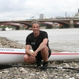 Swimmer Lewis Pugh Takes Part in Mumbai Beach Cleanup