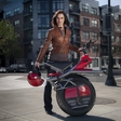 Riding the future with RYNO electric Micro-Cycle