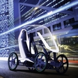 Schaeffler presents the future-oriented bio hybrid quadricycle concept