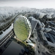 Aedas' Pebble-Inspired Lè Architecture building is almost finished