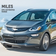 Chevrolet Bolt range revealed