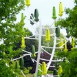 Tree-shaped biometric wind turbines generating power in France