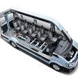 Hyundai's hydrogen fuel cell minibus concept