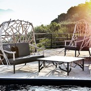 Outline outdoor furniture collection, Bleu Nature, www. bleunature.com