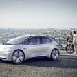 Volkswagen's electric future: concept I.D.