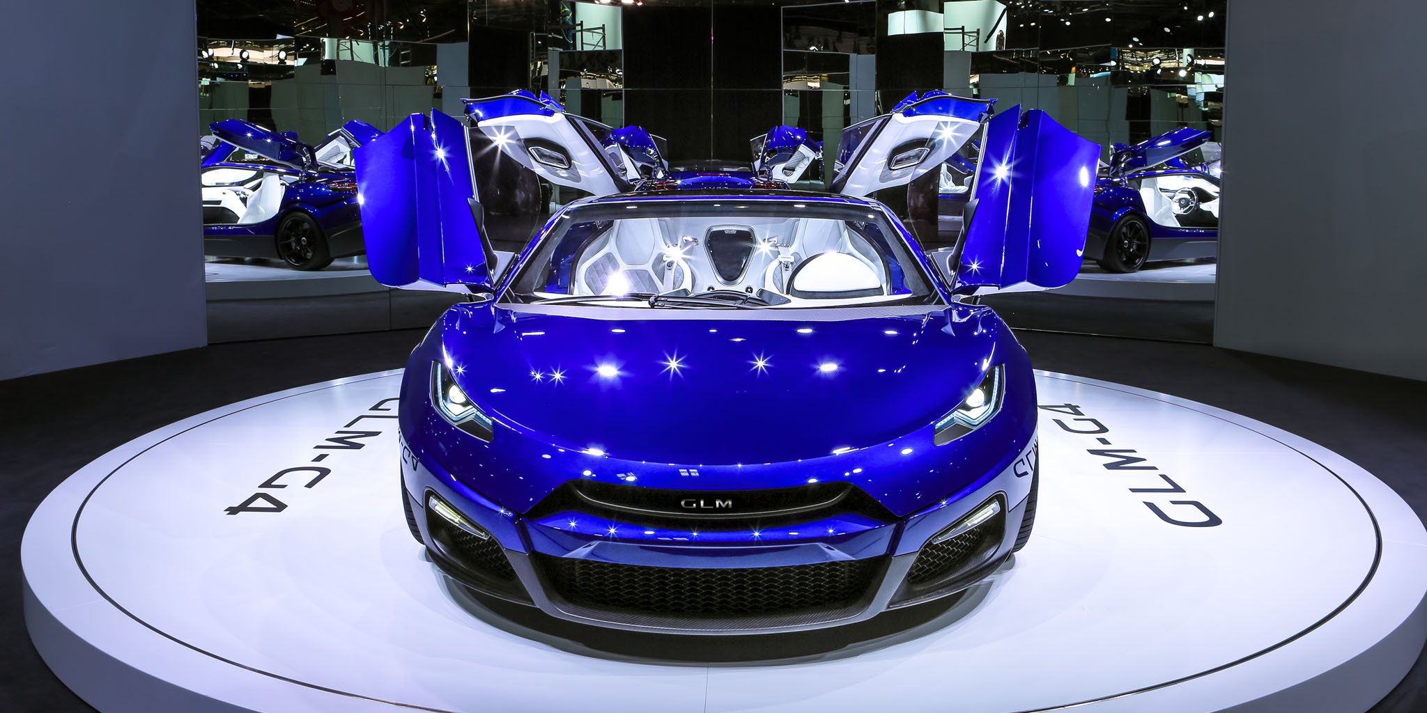 The name perhaps sounds simplistic, however the car's performance is all but! Its powertrain consists of two electric motors with total power output of 400 ...