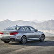 The new BMW Series 5 Sedan will also be a plugin hybrid