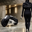 BMW's motorbike of the future concept revelaed