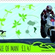 Five stamps celebrating the Isle of Man's UNESCO world biosphere region status