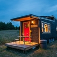 Off-grid living in the Greenmoxie Tiny House