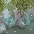 TetraPOT, a hybrid sea defence system
