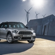 Mini Countryman as a plug-in hybrid!