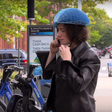 Ecohelmet: a folding, recyclable helmet for bike share