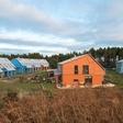 Scotland's innovative, wind-powered eco-village