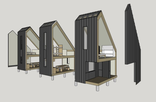 Off Grid Homes You Can Assemble Yourself Living Plugin