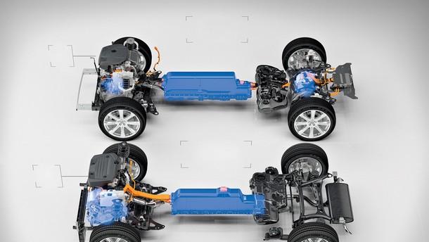 Volvo CMA and T5: Big to Small - Driving - Plugin-magazine.com