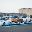 Nissan is testing driverless towing system at its Oppama Plant