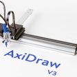 AxiDraw V3 will write it down for you