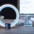 Meet the first LED lamp with a built-in digital voice assistant