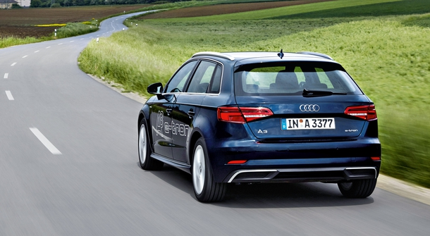 Audi stops selling A3 Sportback e-tron in Europe