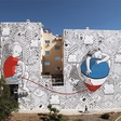 Street art: Millo and his massive monochromatic murals