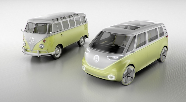 Confirmed: VW I.D. Buzz will go into production