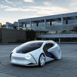 Toyota shows the future of driver-vehicle interaction with Concept-i