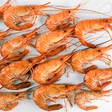 Fighting plastics pollution with shrimp shopping bags