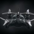 Nimbus, the full body monocoque carbon fiber racing quad copter