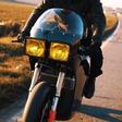 Energica motors represent: Midnight Runner
