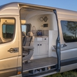 This is how you make a house out of a 2012 Mercedes Sprinter